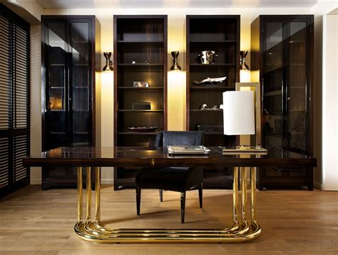 Nella Vetrina William Modern Italian Designer Ebony