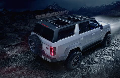 This Is The Best Look Yet At What The New Ford Bronco May