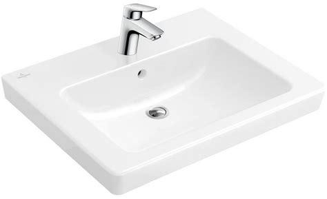 villeroy und boch bad waschbecken villeroy boch sparset waschbecken 187 subway 171 breite 60