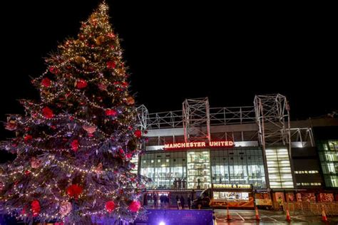 Selection Of Images From Old Trafford