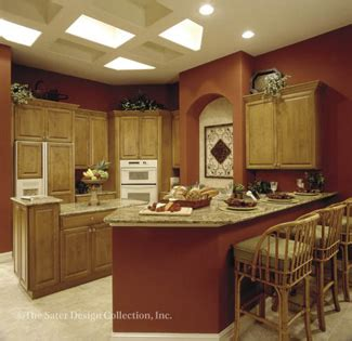 The Kitchen Collection Inc by Photo Tour Sater Design Collection Inc The Deauville