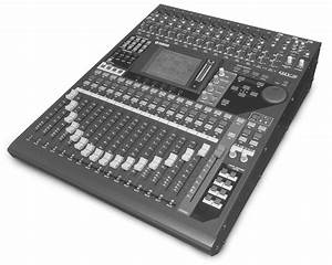 Mixing Console Manuals