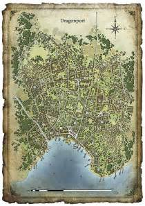Dungeons and Dragons CityMaps Port