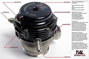 Need Advice  Tial 44mm Wastegate Setup With Hks Evc Boost