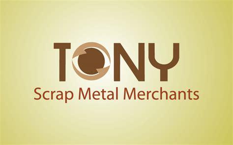 Scrap Metal Recycling Logo Design