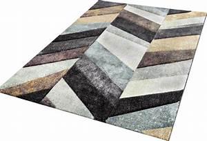 Teppich Schwarz Weiß Gestreift : teppich gestreift ~ Indierocktalk.com Haus und Dekorationen