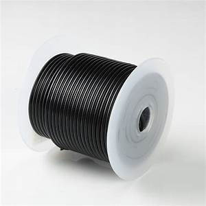 100ft Black High Performance Primary Wire 14 Gauge Awg