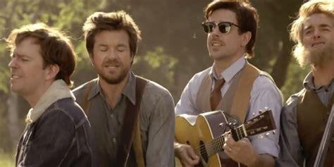 mumford sons hopeless wanderer music video mumford sons talk having comedians in hopeless wanderer