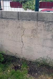 Reboucher Grosse Fissure Mur Exterieur : fissures murs comment reboucher une fissure dans un mur exterieur amazing comment boucher une ~ Louise-bijoux.com Idées de Décoration