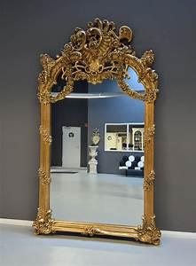 Barock Spiegel Xxl : barockspiegel 240cm wandspiegel barock spiegel xxl ~ Lateststills.com Haus und Dekorationen