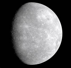 Revealed: New NASA images show Mercury as you have never ...