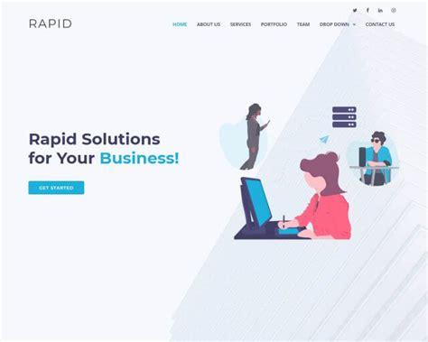 Bootstrap Team Profile Templates