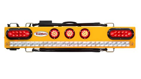 Tow Lights by Mo37 Lithium Powered Wireless Tow Light Strobe And Worklight