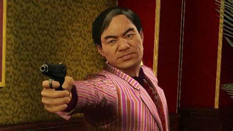 yakuza  finance king boss fight p fps youtube