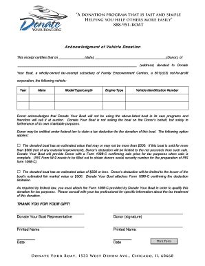 vehicle donation form bill of sale form louisiana boat bill of sale templates