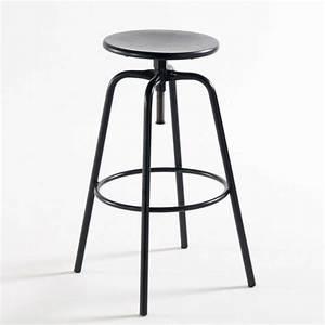 Tabouret De Bar Acier : tabouret et chaise de bar industriel 27 id es d co ~ Teatrodelosmanantiales.com Idées de Décoration