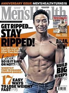 Men's Health magazine goes back to the future with same ...