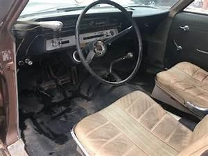 1966 Ford Custom  Galaxie  428 4 Speed 4 Door Bucket Seat