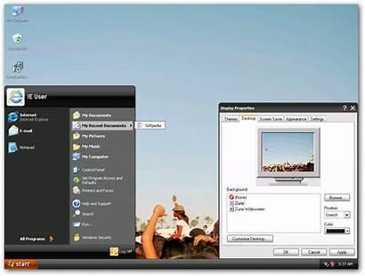 Zune Theme Xp Microsoft Winxp Windows Desktop