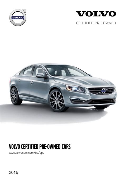 Volvo Certified by Volvo Certified Pre Owned Volvo Cars Mission Viejo