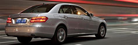 Mercedes Meldungen by Meldung Mercedes E Klasse Langversion