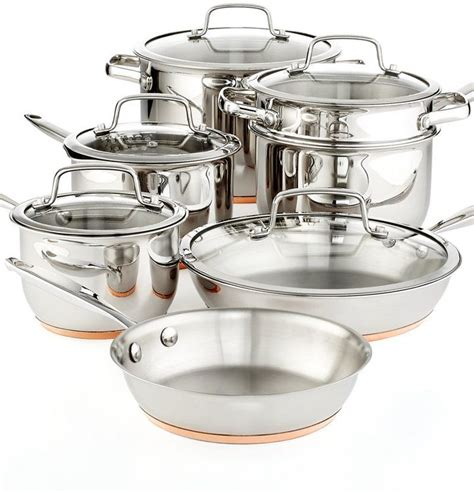 shopstyle cookware set cookware set stainless steel cookware sets