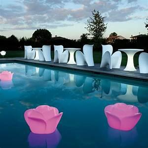 Lampe De Piscine : lampe flottante pour piscine babylove myyour zendart design ~ Premium-room.com Idées de Décoration