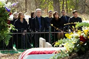 'Dallas': J.R.'s Funeral Depicts 'Real, Honest' Mourning ...