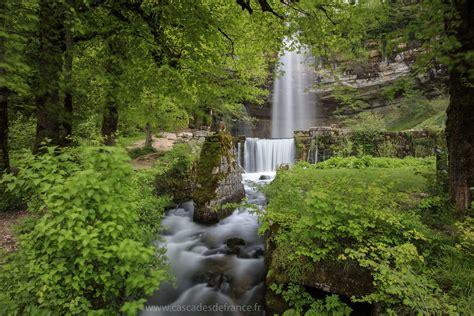 cascade du saut girard cascades du h 233 risson ilay jura cascades de