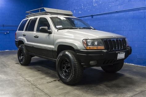 Used 2000 Jeep Grand Cherokee Laredo 4x4 Suv For Sale 27069b
