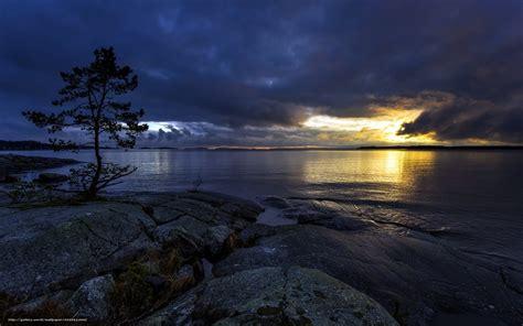 tlcharger fond d 39 ecran nuit lac paysage fonds d 39 ecran