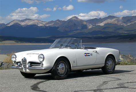 Vintage Alfa Romeo by Vintage Corner Alfa Romeo Giulietta And Giulia Spider