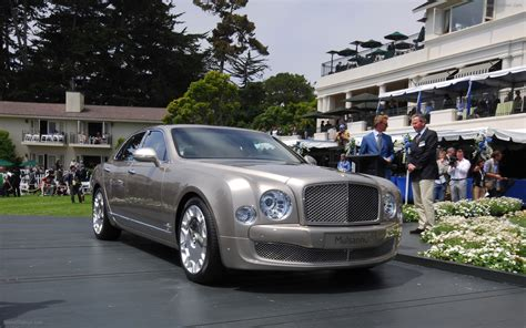 Bentley Mulsanne Picture by 2010 Bentley Mulsanne Widescreen Car Picture 07 Of