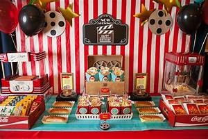 A Hollywood Movie Themed Party - Everyday Party Magazine