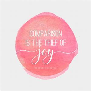 how comparison steals our joy {and how to get it back ...