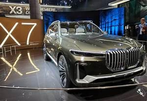 Bmw X7 2017 : the 7 most important cars from the 2017 frankfurt auto show ~ Medecine-chirurgie-esthetiques.com Avis de Voitures