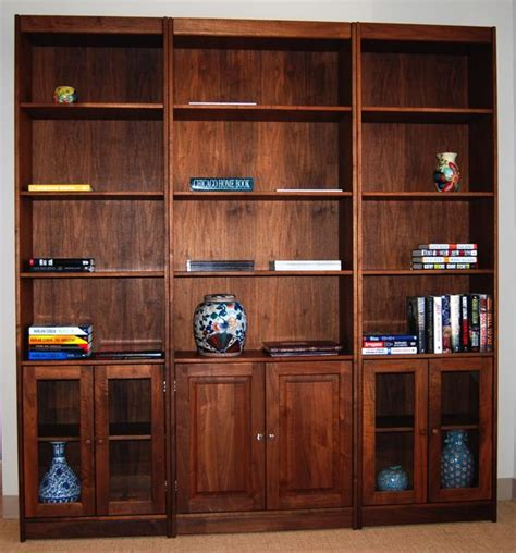 bookcase design woodworking clever woodworking design