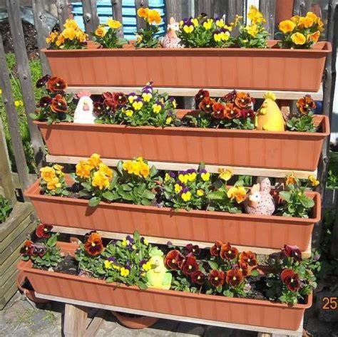 Mäuse Auf Dem Balkon by Balkonbepflanzung Im Fr 252 Hling Mein Sch 246 Ner Garten Forum