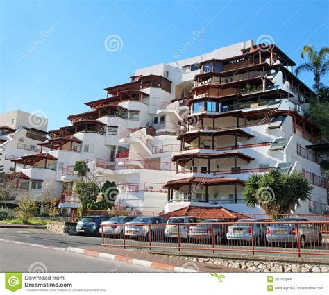 modern apartment building stock images image