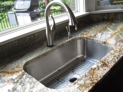 kitchen sink area a fantastic choice with undermount kitchen sink reviews 2563