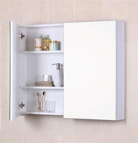 Recessed Mirror Cabinet Bathroom by Recessed Medicine Cabinet No Mirror Homesfeed