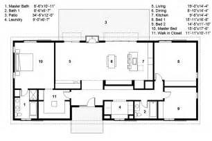 Delightful Ranch House Plans by 58 3 Bedroom Ranch House Plans One Story House Plans With