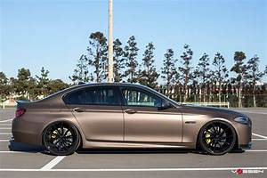 Bmw  F10  535i  Sedan  Vossen  Wheels  With Images