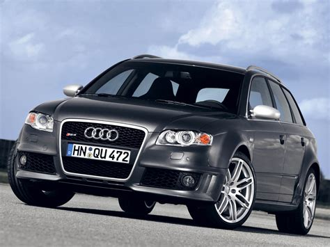 Audi Rs4 Avant 8e 2006 Pics Auto Databasecom