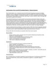 sle resume for business analyst profile resumes entry level it resume resume format download pdf
