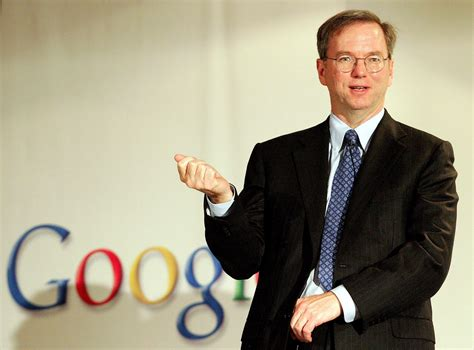 Eric Schmidt on Apple-HTC Patent Situation: