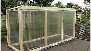 gewachshaus 1 planen fundament setzen With garten planen mit balkon regenschutz plexiglas