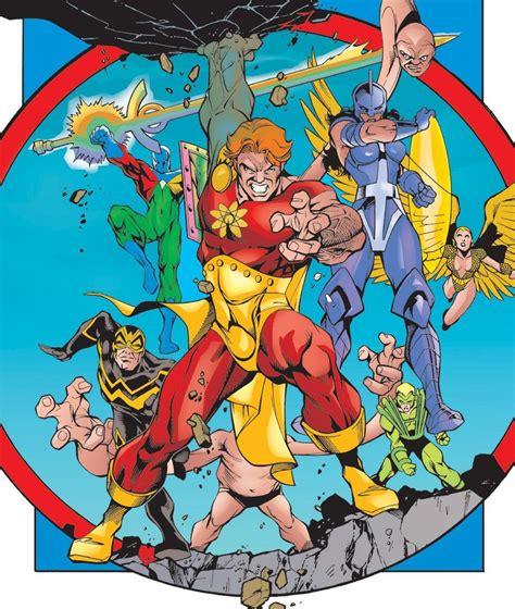 squadron supreme squadron supreme team comic vine