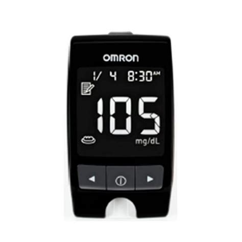 compare buy omron blood glucose monitor hgm india