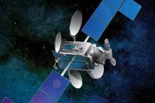 DirecTV Space Satellite
